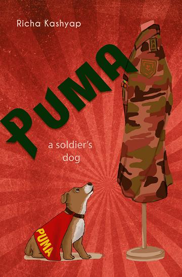Puma front cover without trims quignog