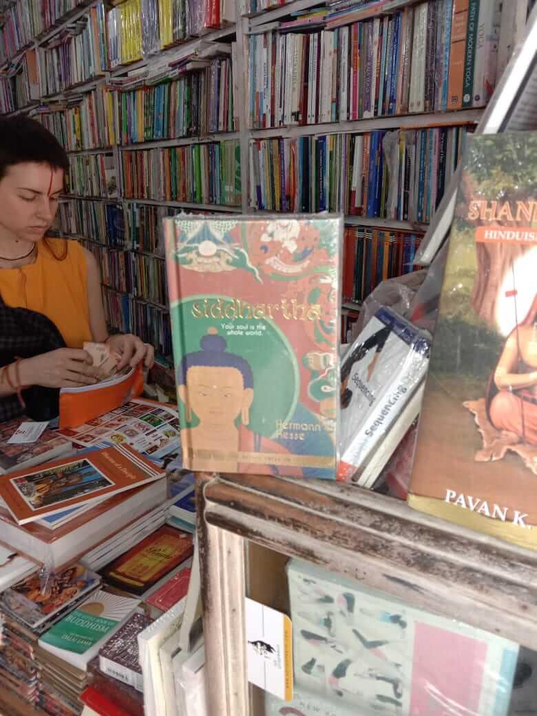Ganga books, Rishikesh (2)