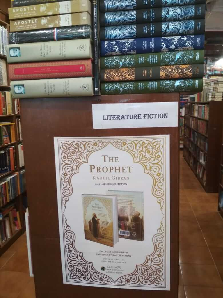 the prophet book store(2)