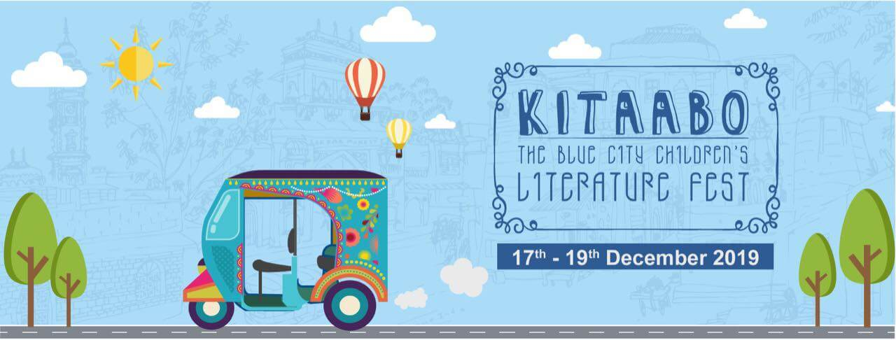 kitabo the blue city children's literature fest
