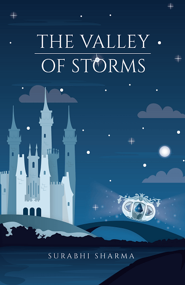 The Valley of Storms Front Cover 2-01