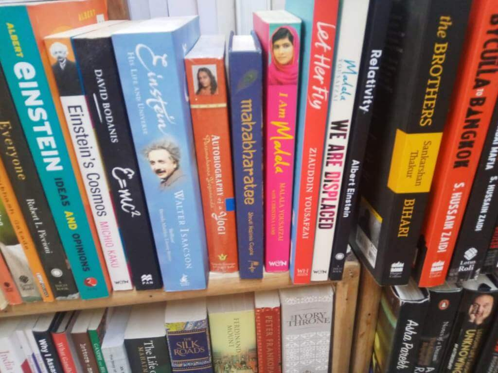 Jain Book Agency, Connaught Place, Delhi (1)