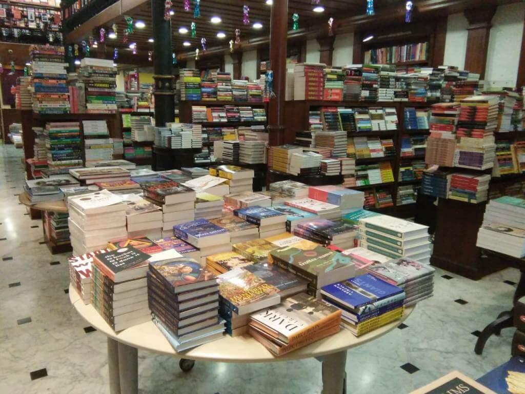 Kitab Khana, Mumbai (1)