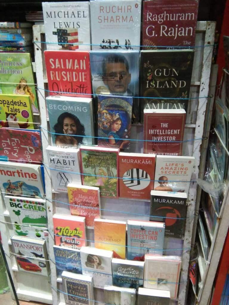 Kitab Khana, Mumbai (3)