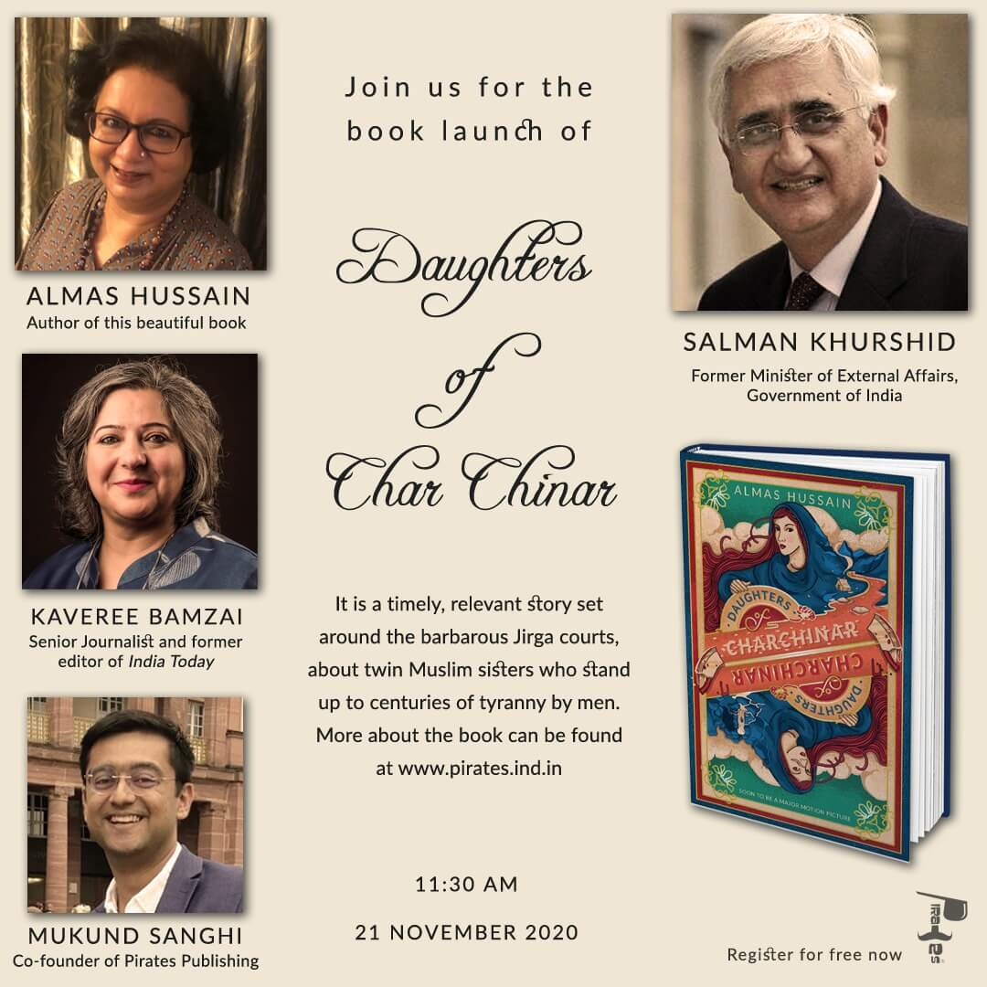 Book Launch of Daughters of Char Chinar
